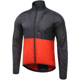 Protective P-Rise Up Jacket Men, gris/rouge